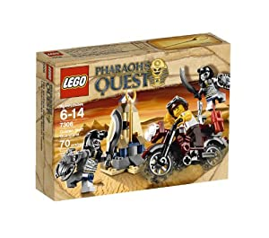 LEGO Golden Staff Guardians 7306