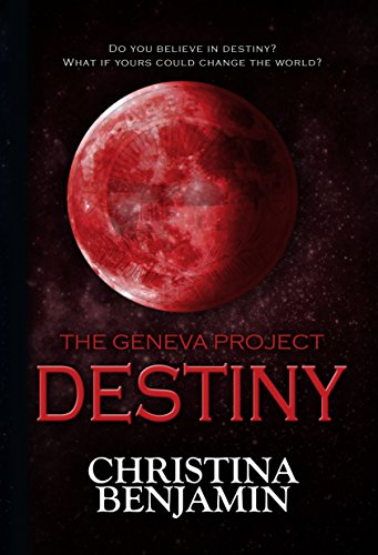 The highly anticipated 4th and final book in The Geneva Project series is out today!  The Geneva Project – Destiny by Christina Benjamin
