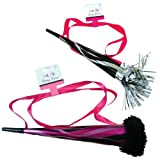 Large Pink / Silver / Black Party Blowout (sold singly) - Luxury Party Access...