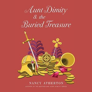 Aunt Dimity and the Buried Treasure Audiobook