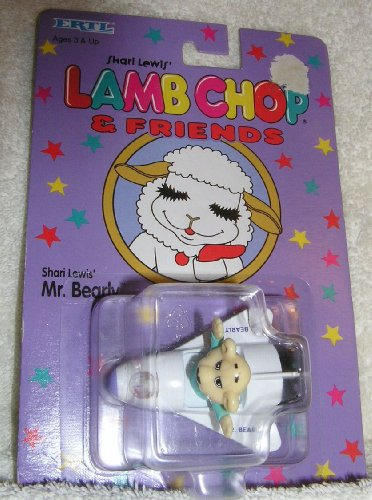 Shari Lewis Lamb Chop & Friends Mr Bearly in Space Shuttle Diecast Vehicle