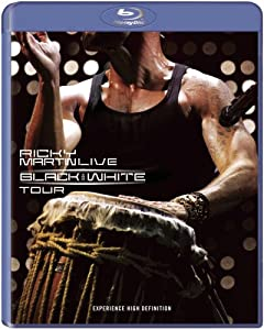 Ricky Martin: Live - Black and White Tour [Blu-ray]