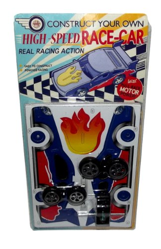 House of Marbles Race Car Kit