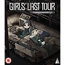 Girls' Last Tour Collection 2019 [Blu-ray]