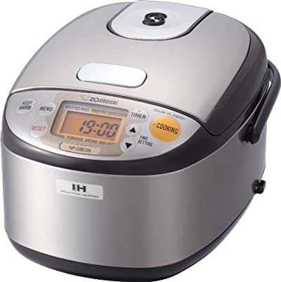 Zojirushi Rice Cooker and Warmer with Induction Heating System from Zojirushi Kitchen Electrics