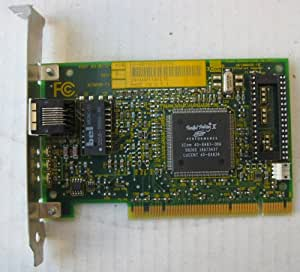 3Com 3CC-TX-M 10/Mbps Etherlink PCI NIC Electronics