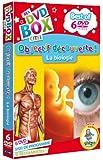 Objectif Découverte : La biologie best of 6 dvd