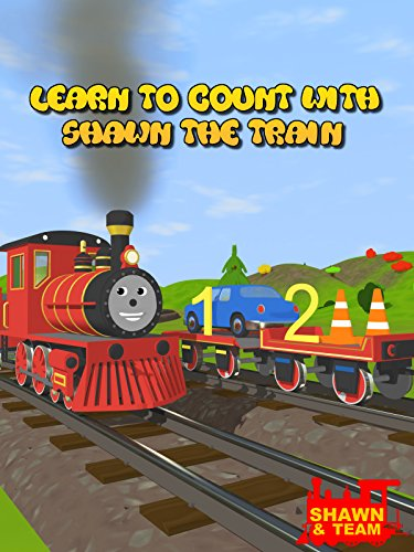 Learn to Count with Shawn the Train