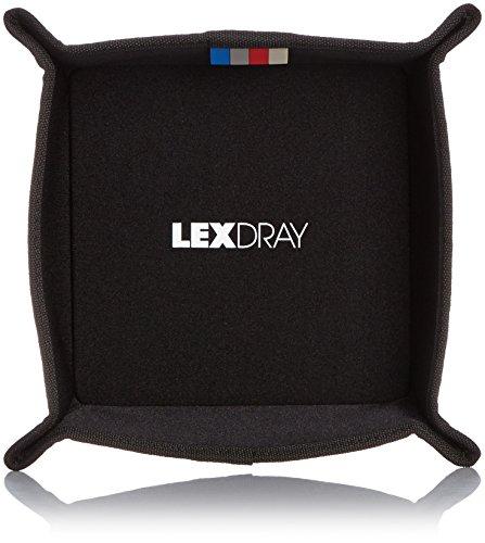 [レックスドレイ] LEXDRAY LISBON TRAVEL TRAY 14107-BN BK (ブラック)