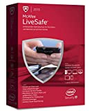 Software - McAfee LiveSafe 2015
