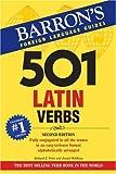 501 Latin Verbs (501 Verb Series)
