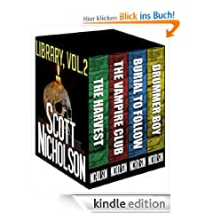 Scott Nicholson Library, Vol. 2 (Boxed Set)