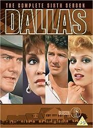 Dallas - Season 6 [DVD]