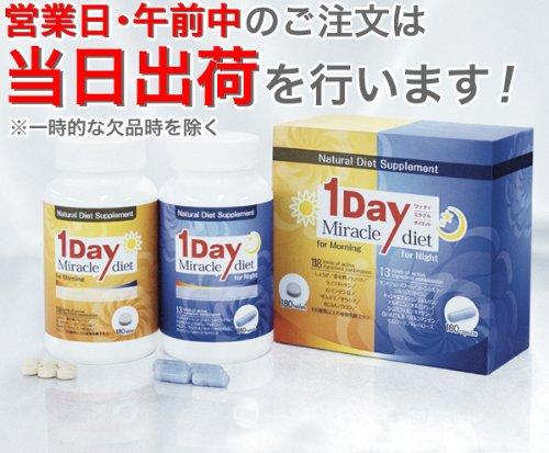 ワンデイミラクルダイエット(1Day Miracle diet)