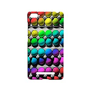 IMPEX Designer Printed Back Case / Back Cover for Xiaomi Mi4i (Multicolour)