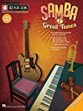 Jazz Play-Along Volume 147: Samba (Buch&CD) (Hal Leonard Jazz Play-Along)