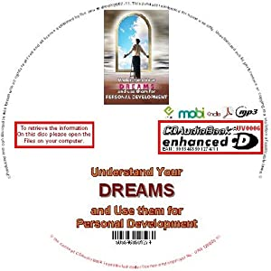 A MP3 CD AUDIO BOOK ON HOW TO UNDERSTAND YOUR DREAMS AND USE THEM FOR PERSONAL DEVELOPMENT
