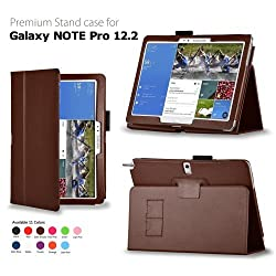 Elsse For Tab Pro 12.2 & Note Pro 12.2 - Premium Folio Case for Samsung Galaxy Tab Pro 12.2 & Note Pro 12.2 Tablet