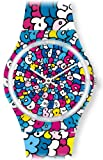 kidrobot for Swatch Swatch Children's Watch GE232Love Song Kidrobot