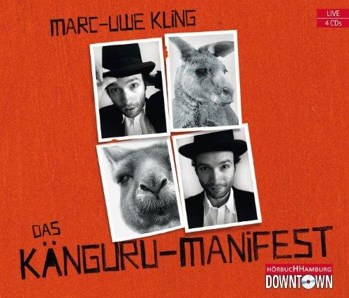 Das Känguru-Manifest: Ungekürzte Autorenlesung das CD von Marc-Uwe Kling - Preis vergleichen und online kaufen