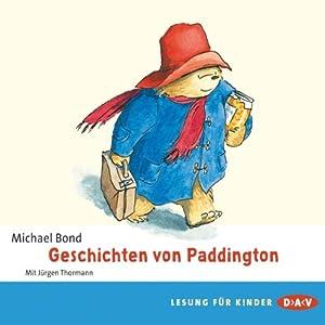 Geschichten von Paddington Hörbuch
