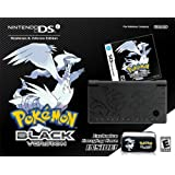 Pokemon Black Version Bundle - Nintendo DS