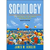 VangoNotes for Sociology: A Down-to-Earth Approach, 8/e | [James M. Henslin]