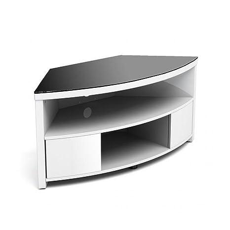 Gecko IMP900-GWB-Mobile ad angolo per TV con staffa di montaggio, colore: bianco
