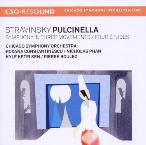 Stravinski: symphonies 51qZD0yPzmL