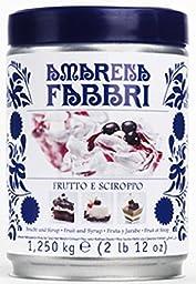 Fabbri Amarena Cherries, 2 Pound 12 Ounce