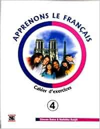 apprenons le francais 3 cahier d exercices pdf