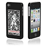 MSY GRAPHT iPhone4S/4両対応 キン肉マン 悪魔超人シリーズ ケースfor iPhone 4/4S ザ・ニンジャ APA04-005NJ