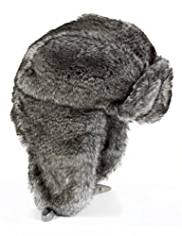 Faux Fur Igloo Trapper Hat