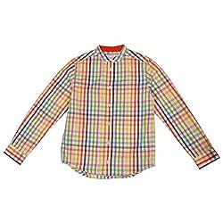 NOQNOQ Ribbed Collar Shirt Boys NN Style 05 BOY A