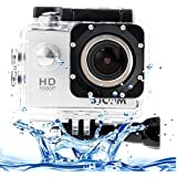 SUNSKY SJ4000 Full HD 1080P 1.5 Inch LCD Sports Camcorder With Waterproof Case 12.0 Mega CMOS Sensor 30m Waterproof...