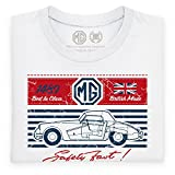 Official MG - MGA 1489 Organic T Shirt, Mens