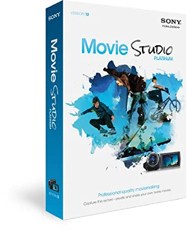 Movie Studio Platinum 12