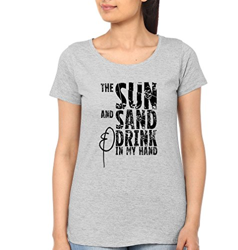 new-womens-the-sun-and-sand-drink-in-my-hand-funny-cool-exclusive-quality-t-shirt-for-women-xs-shirt