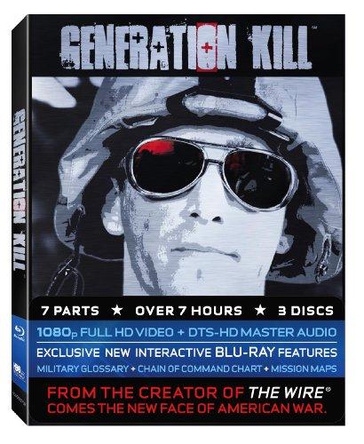 Generation Kill (Season 1) / Поколение убийц (Сезон 1) (2008)