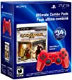 God of War Origins Collection & DUALSHOCK3 wireless controller - Playstation 3 (Ultimate Combo Pack)