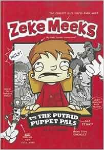 the Putrid Puppet Pals (9781404872233): D.L. Green, Josh Alves: Books