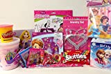 Princess Surprise Gift Bundle, Jewerly, Goodies, Disney Princess