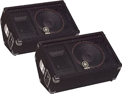 "Yamaha SM10V 2-WAY 10"" CLUB SERIES MONITOR PAIR from Yamaha"