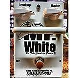 ◆SRVサウンド◆Sabbadius(サッバディウス) Mr.White2 Hot Tube Booster Simulator 2 ハンドメイド・ギター・エフェクター/ブースター