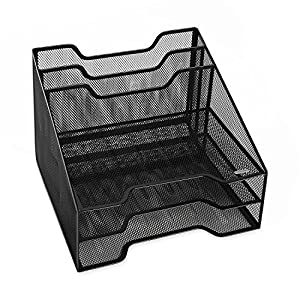 Rolodex Mesh Collection Combination Sorter Tray, (1742322)