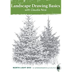 Landscape Drawing Basics with Claudia Nice