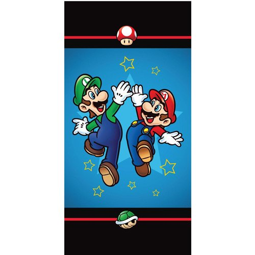 Nintendo Super Mario 'Race' Towel