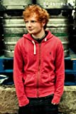 Ed Sheeran Pin Up Poster with Accessory Item multicoloured
