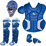 AllStar Player's Series 912 Catcher's Set , Royal Blue  by All-Star