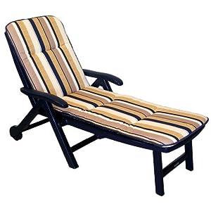 steiner ph nix klappbare gartenliege sonnenliege. Black Bedroom Furniture Sets. Home Design Ideas
